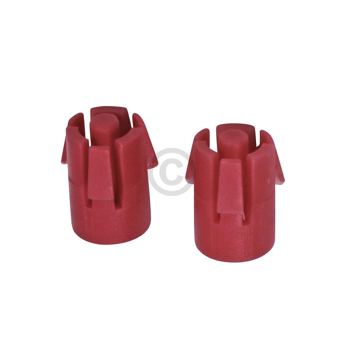 Fettfilter-Taste rot, 2 Stück 00069397 069397 Bosch, Siemens, Neff
