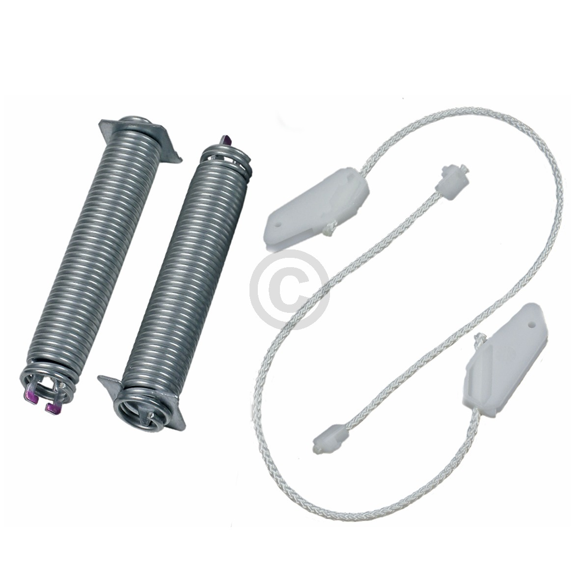 Türscharnierfedern + Seilzüge, Reparatursatz 00754873 754873 Bosch, Siemens, Nef